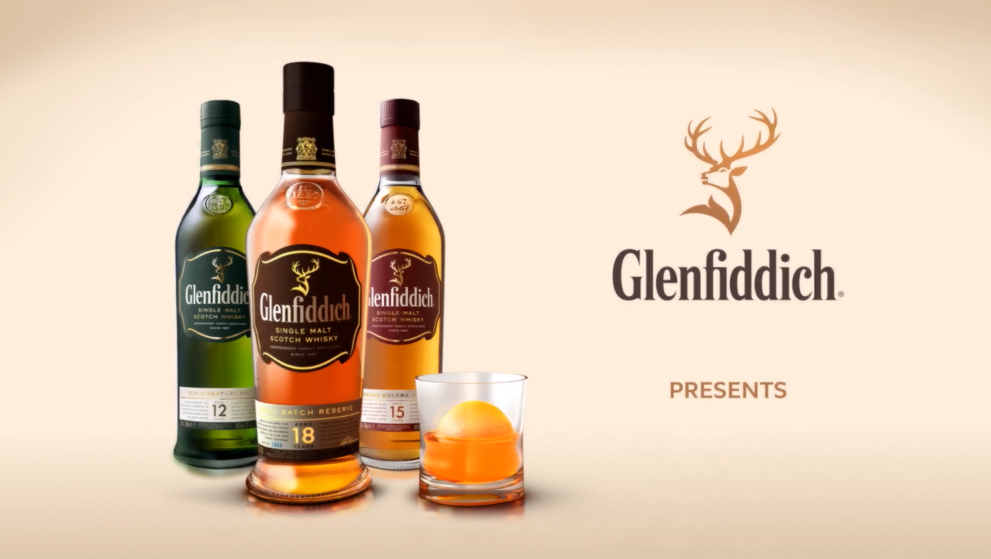 Glenfiddich Whisky - Animation Director