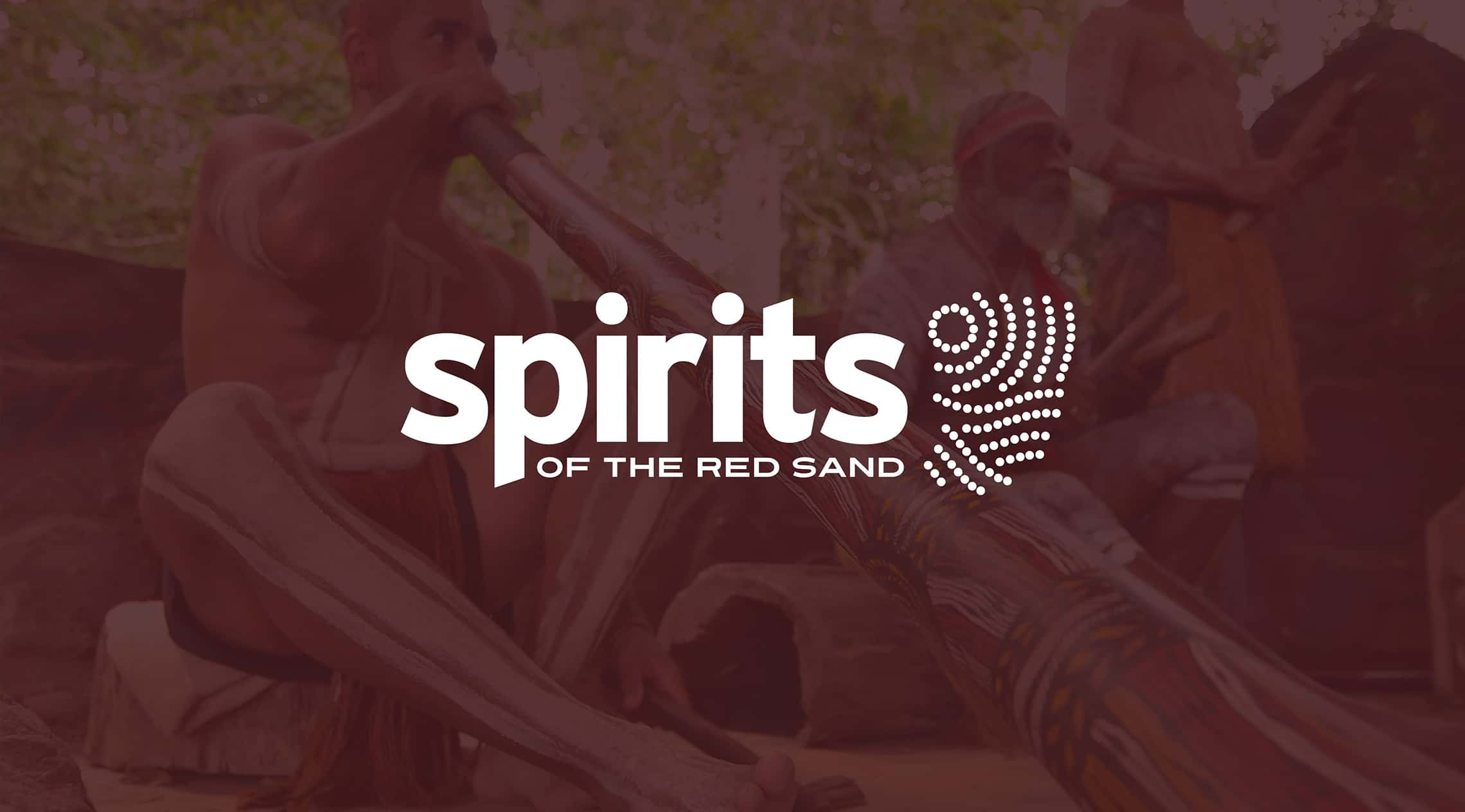 Spirits of the Red sand - Claire Nichols