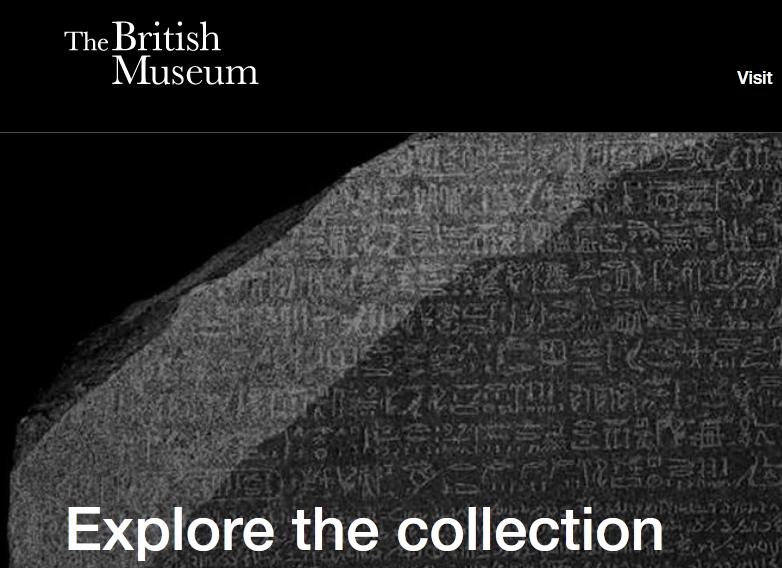 The British Museum - Editorial Assitstant