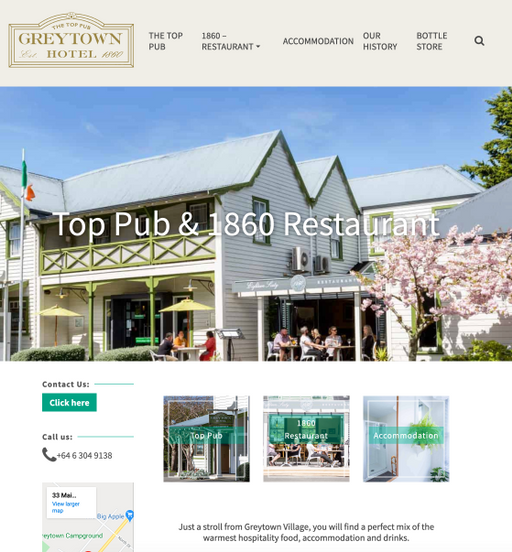 Greytown Hotel - Phil Cox