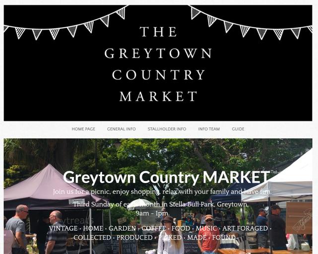 Greytwon Country MARKET - Web developer