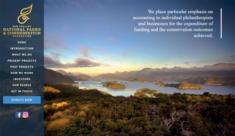 National Parks & Conservation Foundation - Wayne Knights