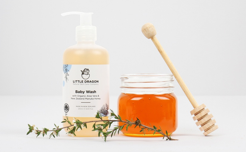 Little Dragon Natural Skincare - Lachlan Blackburn