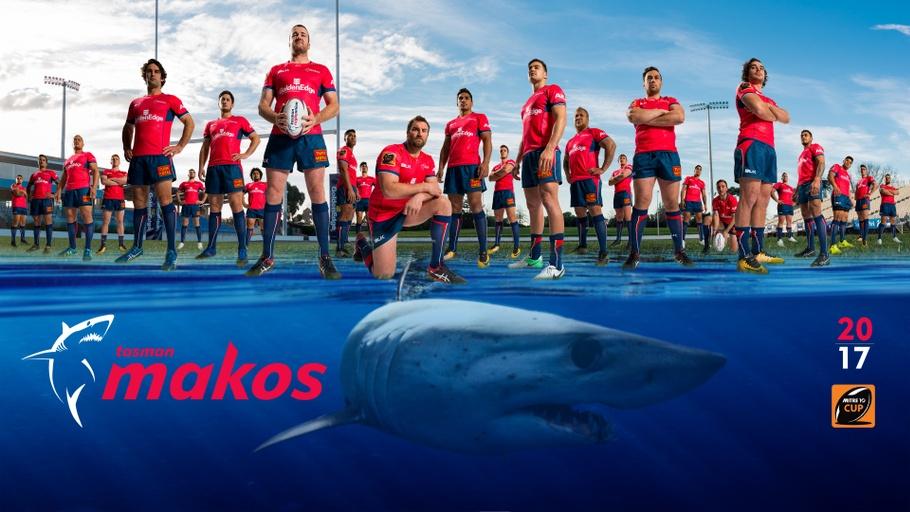 Tasman Rugby Union - Brand Identity Programme - Creative Director/ Designer.