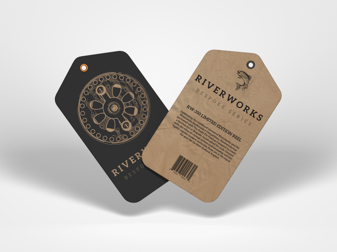Bespoke Spec swing tags and posters - Graphic Designer