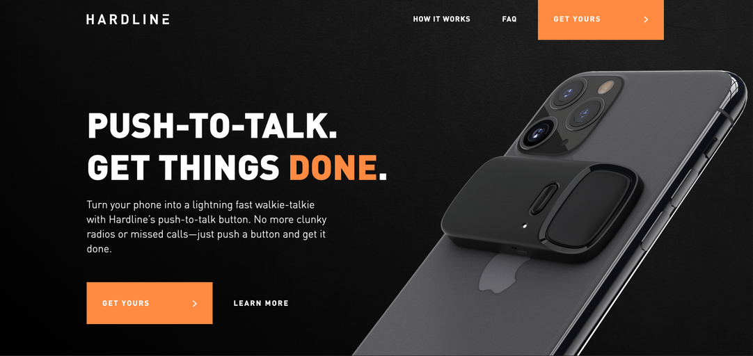 Product Launch Landing Page - Copywriter