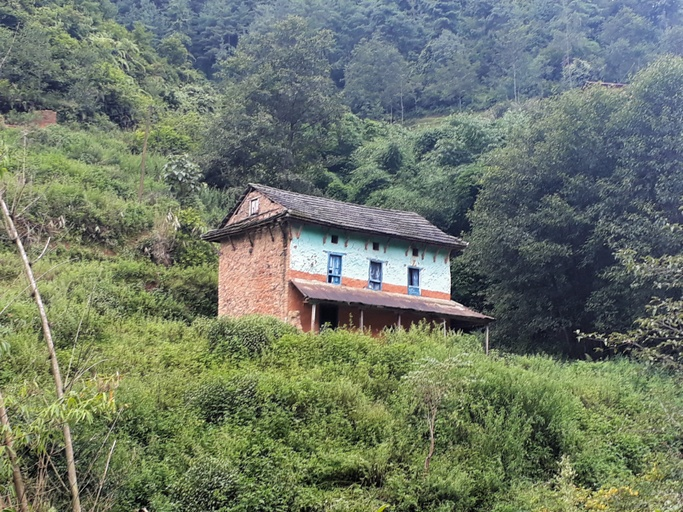 Community Homestay Nepal - Elen Turner