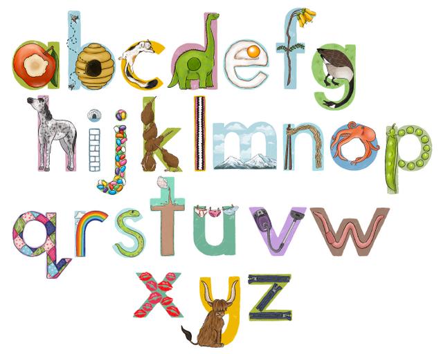 Embedded Picture Mnemonics - Elizabeth Knowles