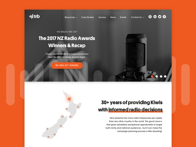 The Radio Bureau - Charles Hlavac
