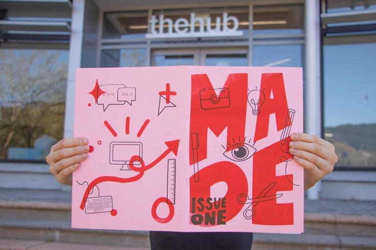 MADE Publication - Jennifer Stone