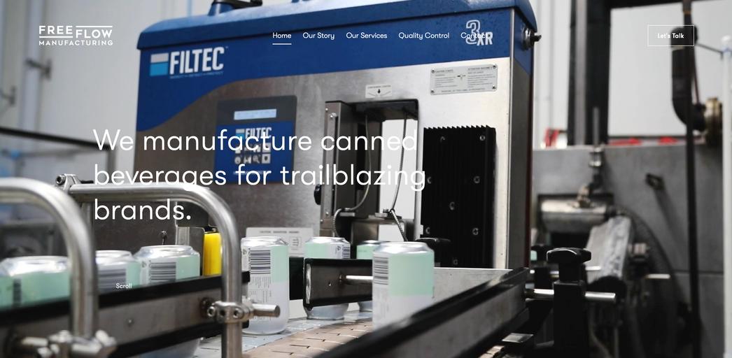 Free Flow Manufacturing  - Jithin Varghese