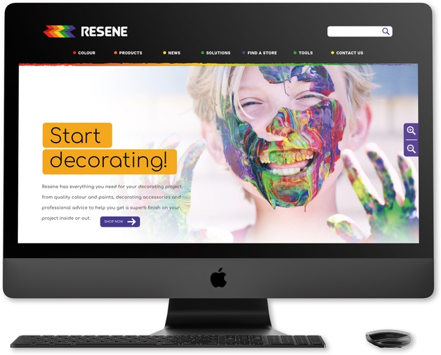 Resene Inclusive - Wintec Research Based Project - Frank  Perez