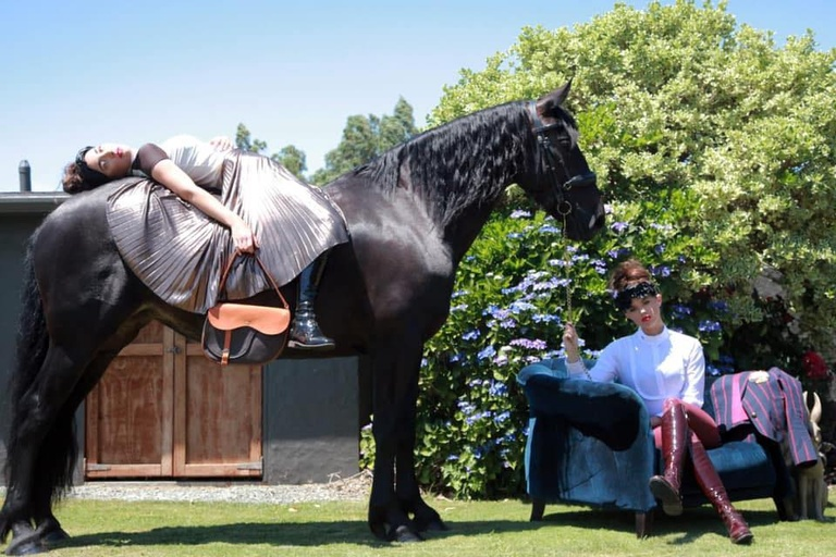 Equus Lifestyle - Kelsea O'Connor