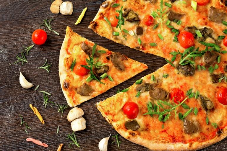 Pronto Pizza  - Emily Shaw