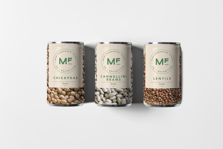 Mediterranean Foods - Nicole Sos