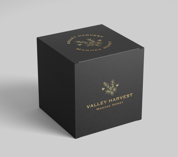 Valley Harvest Branding - Edward Frankham