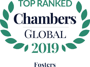 Top Ranked Chambers Global logo