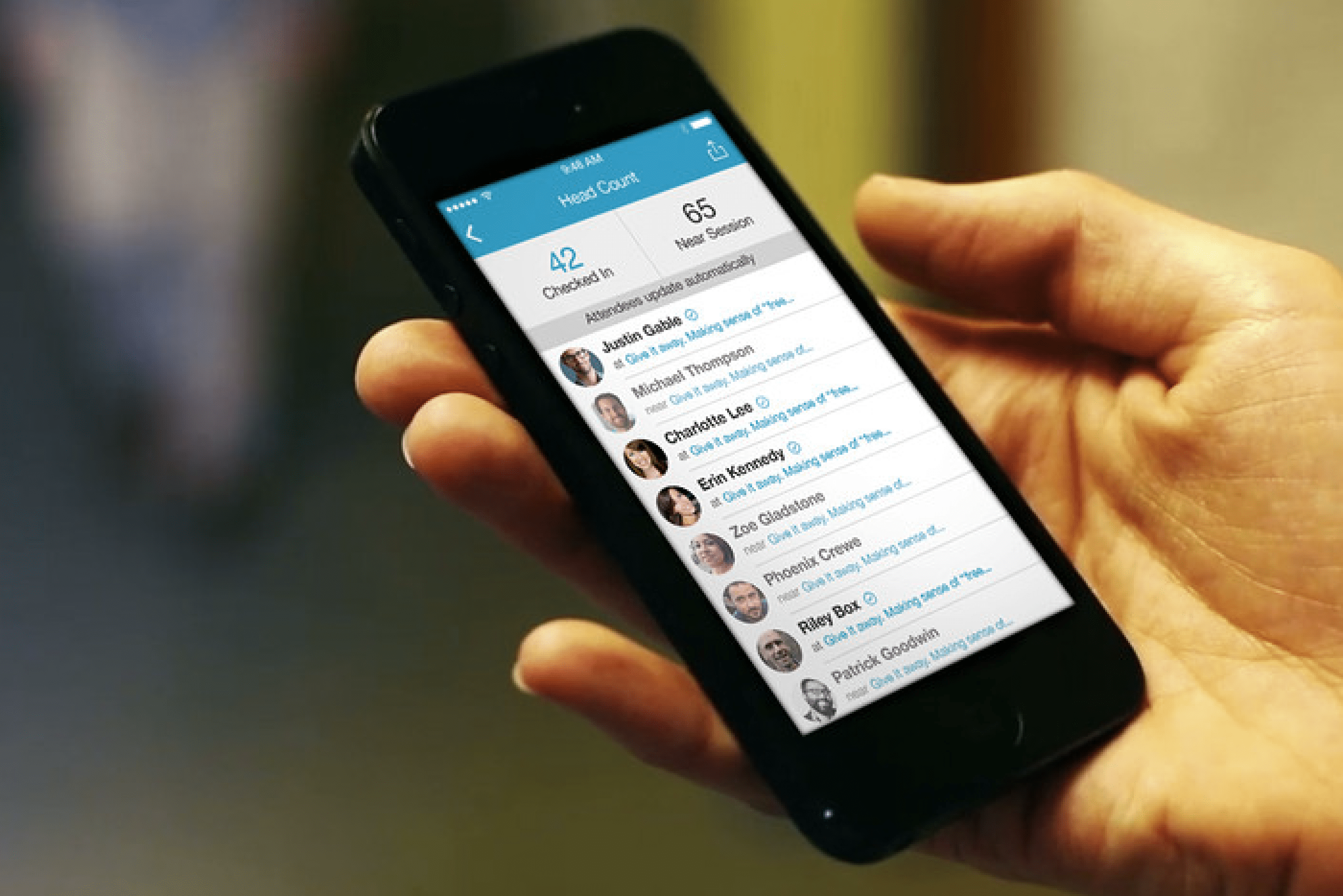 DoubleDutch creates mobile apps for live events, and turned to ServiceRocket to help its sales and customer service.