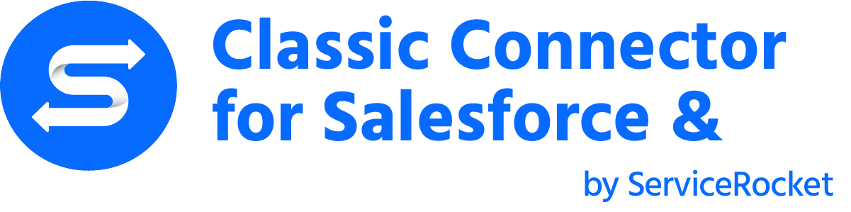 Classic Connector for Salesforce & Jira