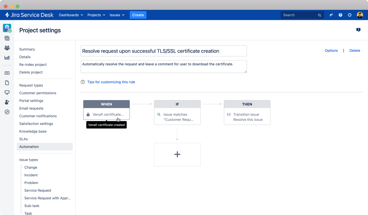 Scale InfoSec with automated certificate management