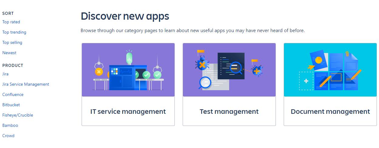 Discover Apps Atlassian Marketplace ServiceRocket