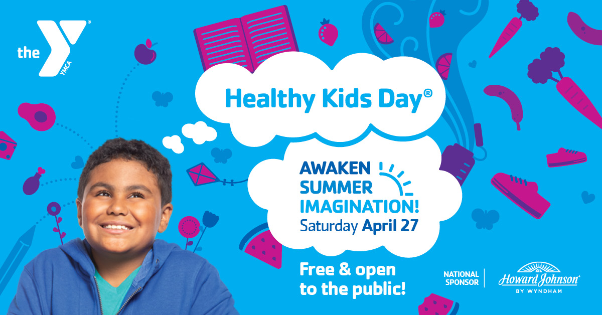 Healthy Kids Day is April 27