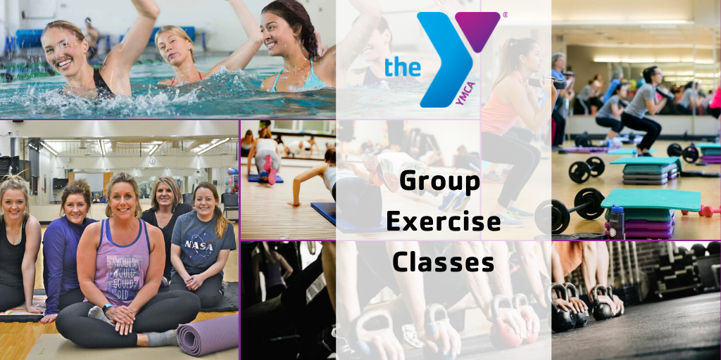 Group excercise classes available
