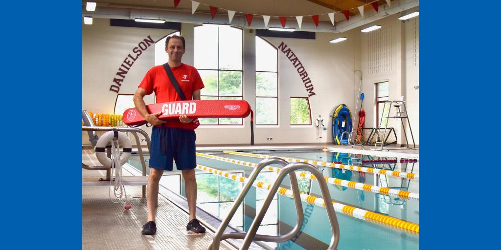 YMCA welcomes new Aquatics Director