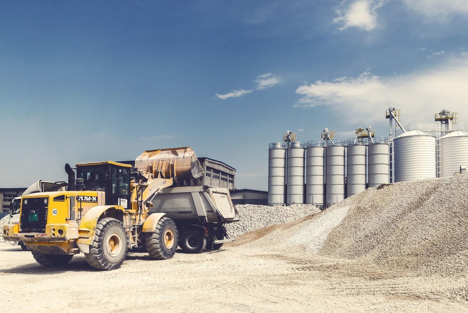 construction equipment as capital asset
