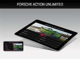 PORSCHE Action Unlimited