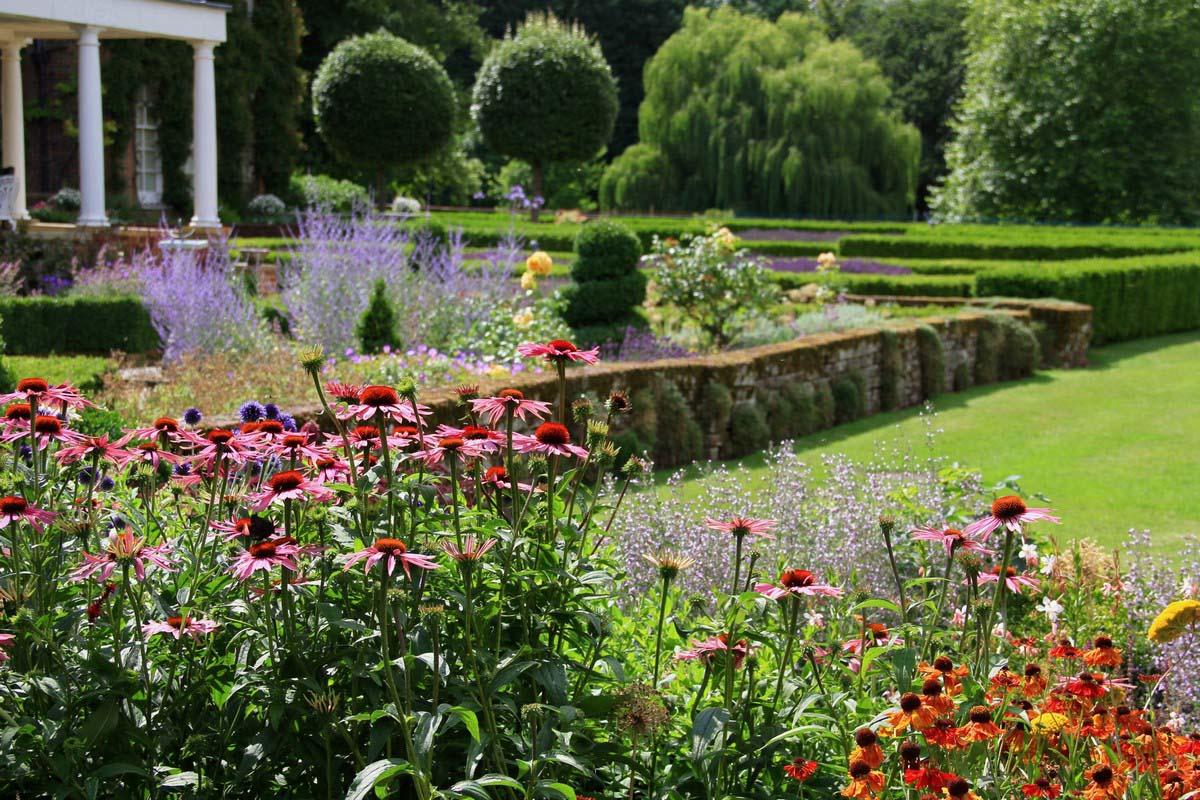 Tessa Hobbs - Old Hall Garden - Garden and Design