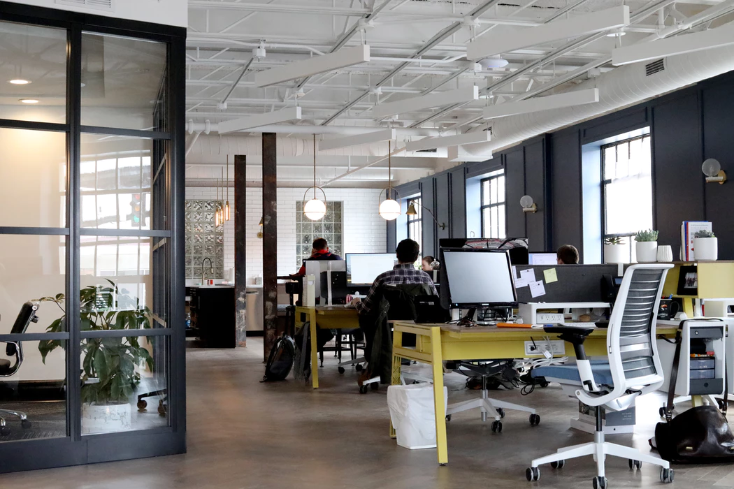 Improve work performance in an office setting