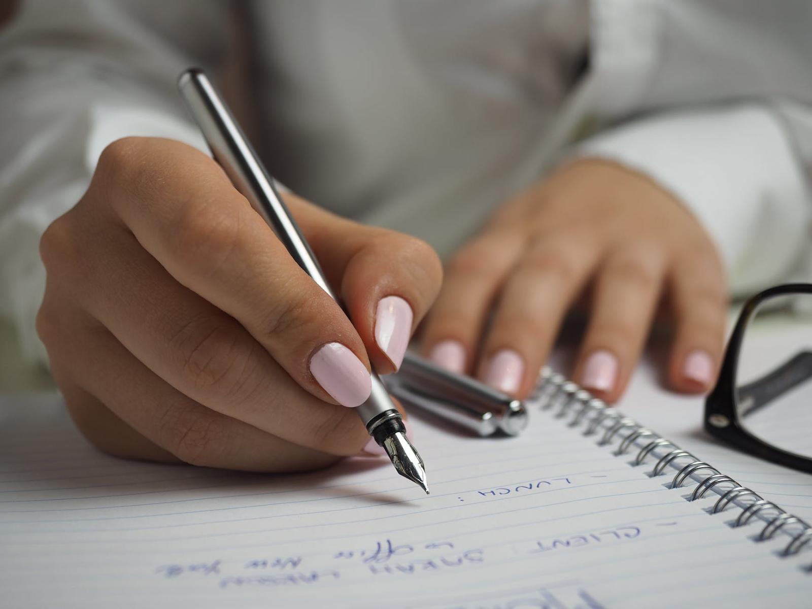 Set goals to improve work performance