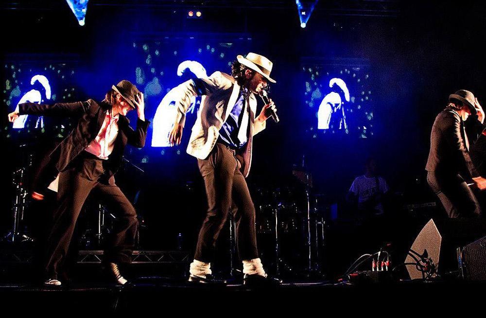 michael jackson dance choreography