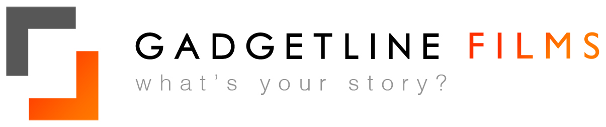 Gadgetline Films Logo. Friends with Amy Young Dance