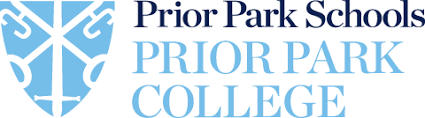 Prior Park Schools Logo. Friends with Amy Young Dance