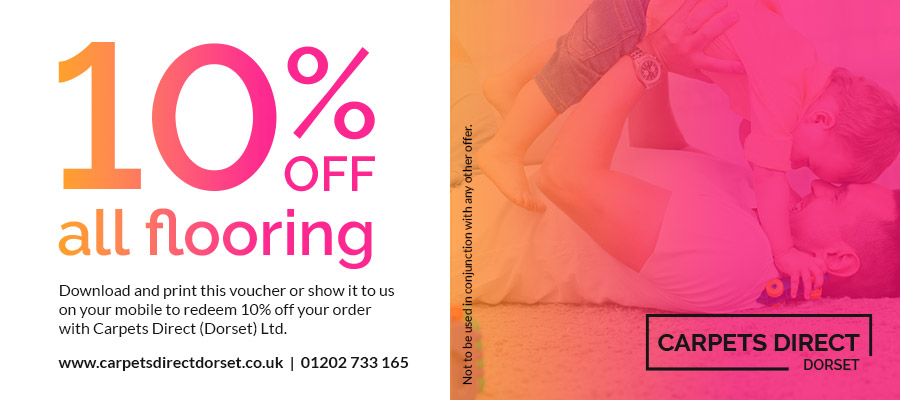 20% off all flooring - January Sale