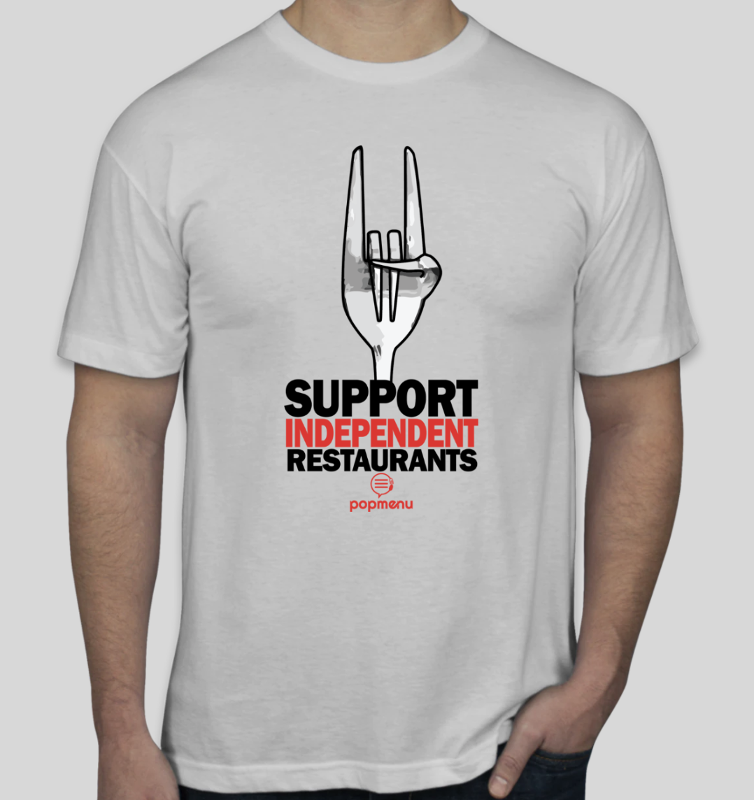 Support Independent Restaurant Shirt