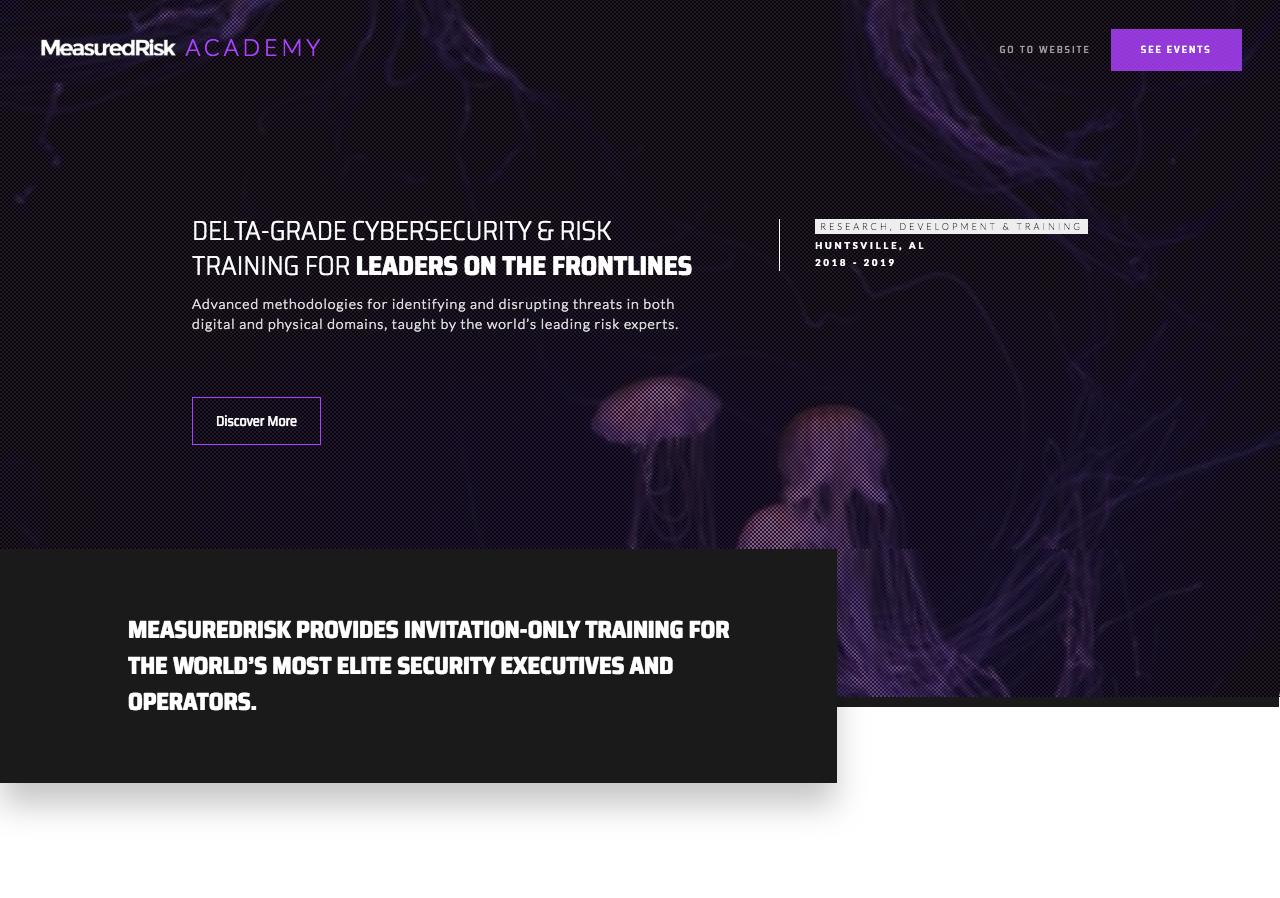 Cyber academy