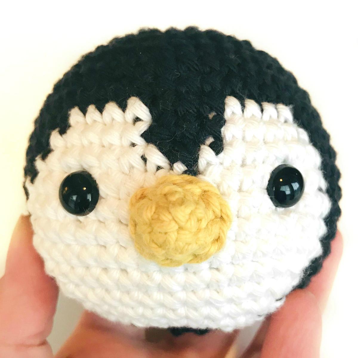 Crochet penguin amigurumi pattern – Free Amigurumi Patterns ...   1200x1200