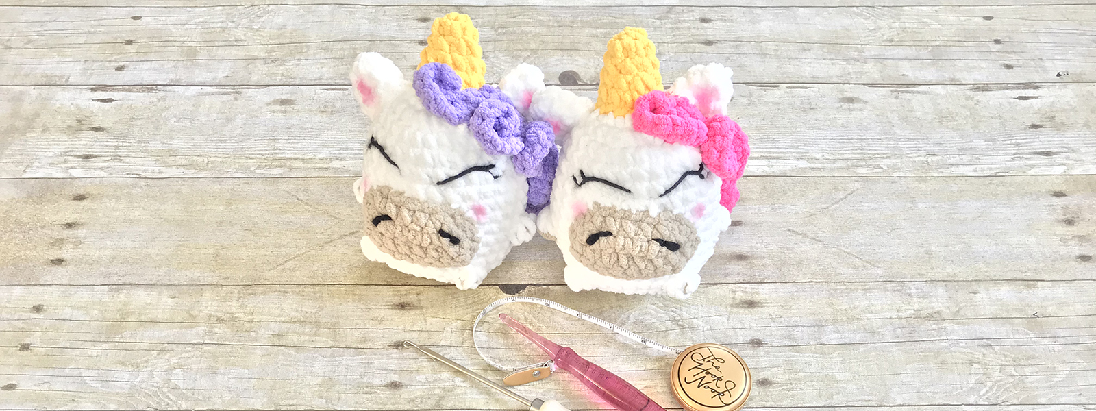 Crochet Despicable Me Unicorn — Lifted Geek | 600x1600