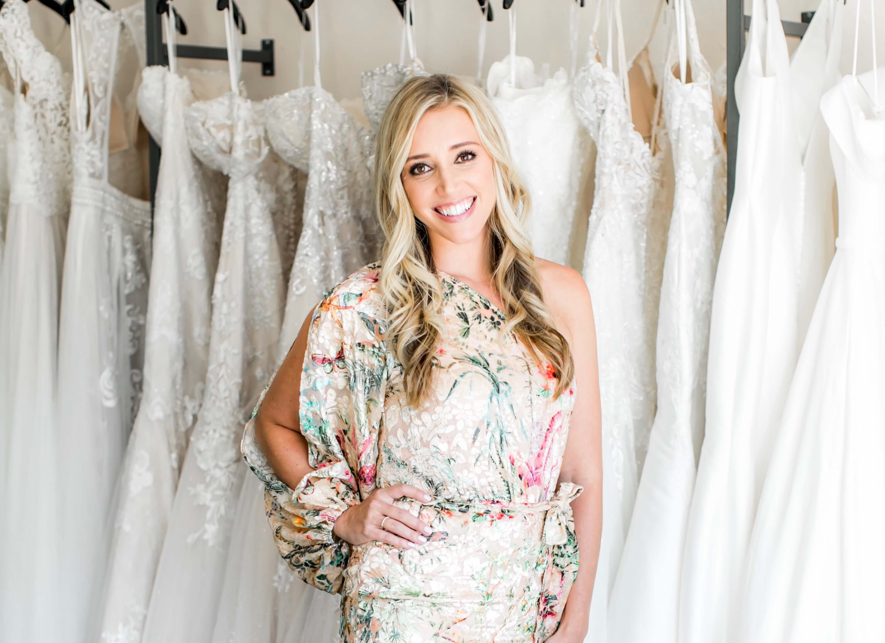 Melissa Moneypenny-Love a bridal boutique