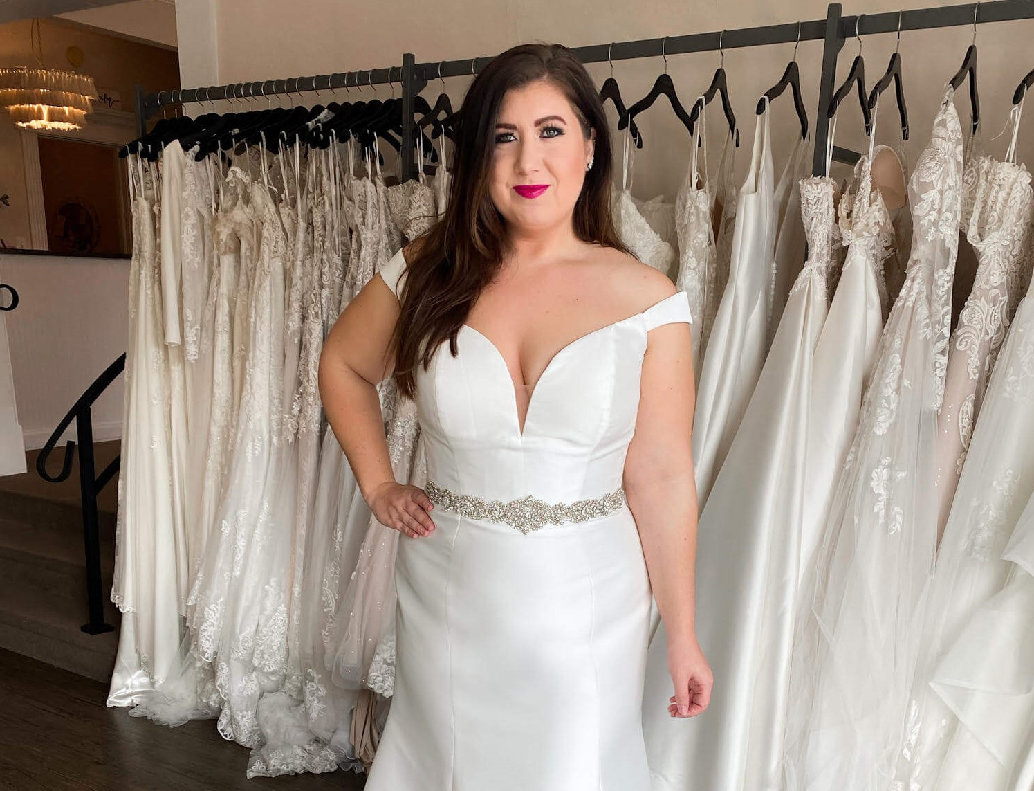 Buy plus size wedding dresses