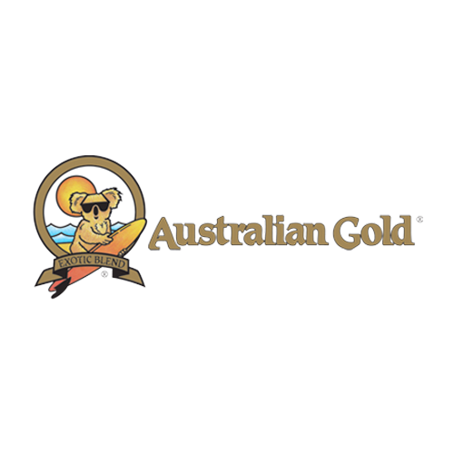 Australian Gold logo.