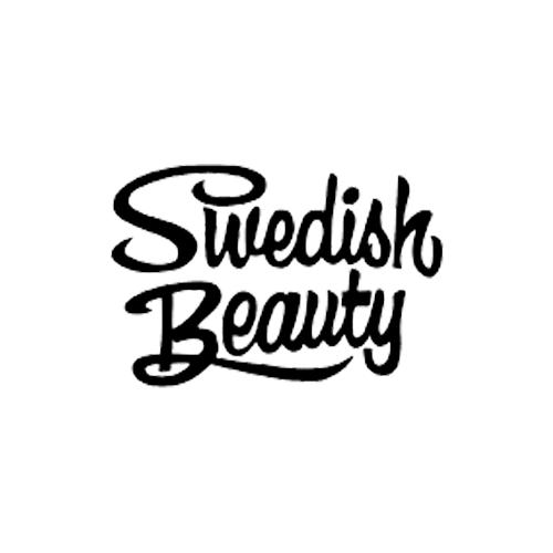 Swedish Beauty logo.