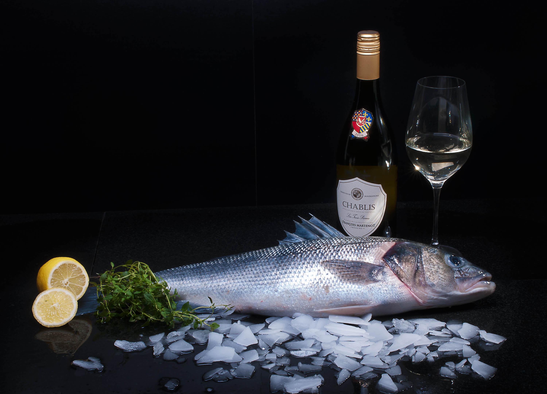 Wild Cornish Sea Bass