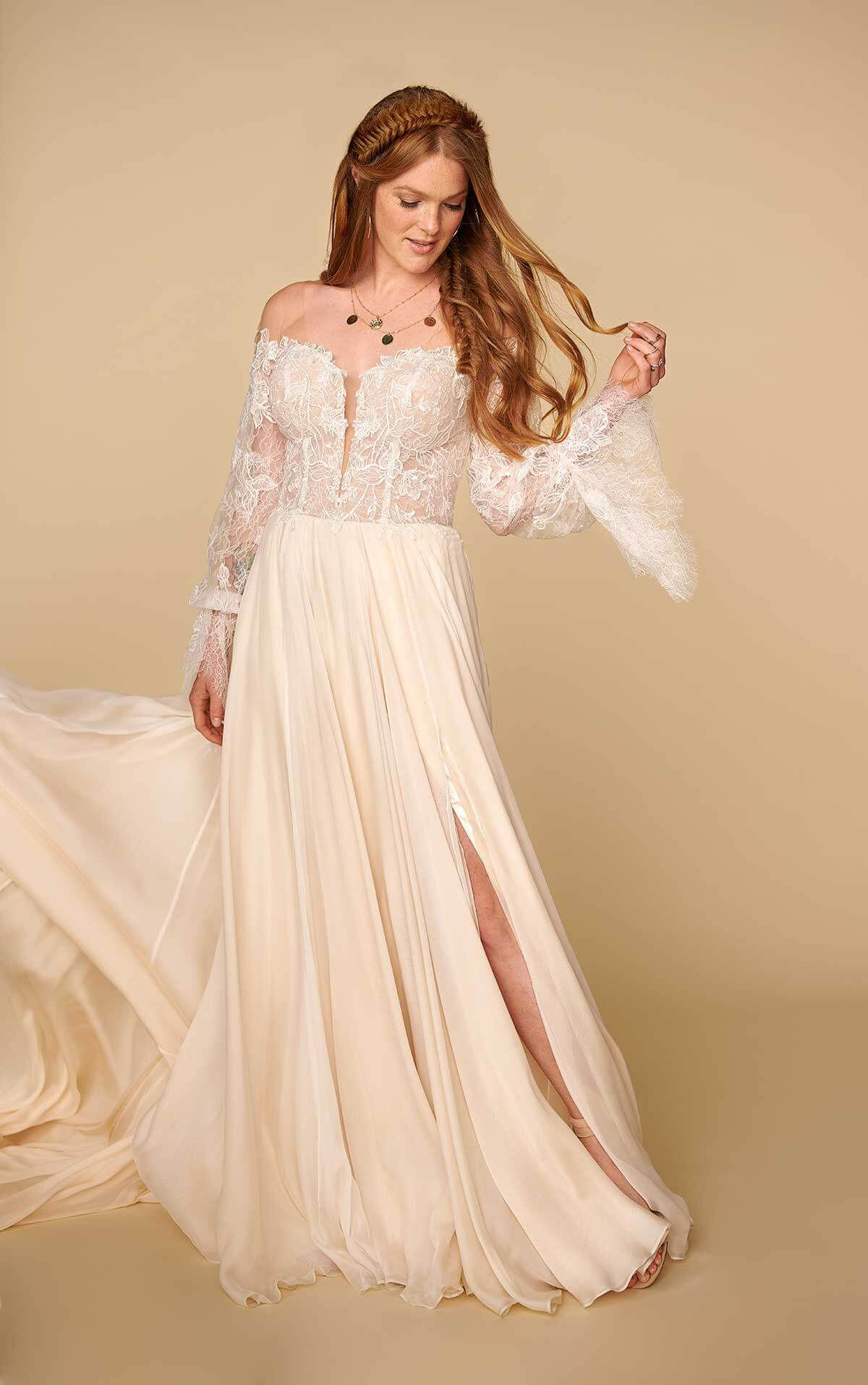 All Who Wander Wedding Dresses