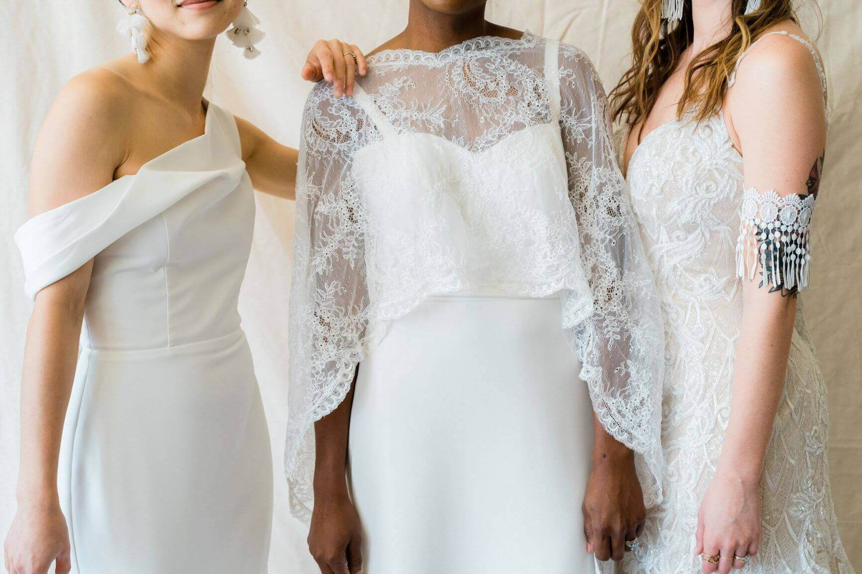 All About Wedding Dress Silhouettes: Part I