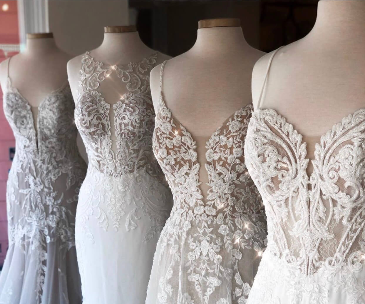 All About Wedding Dress Silhouettes: Part II