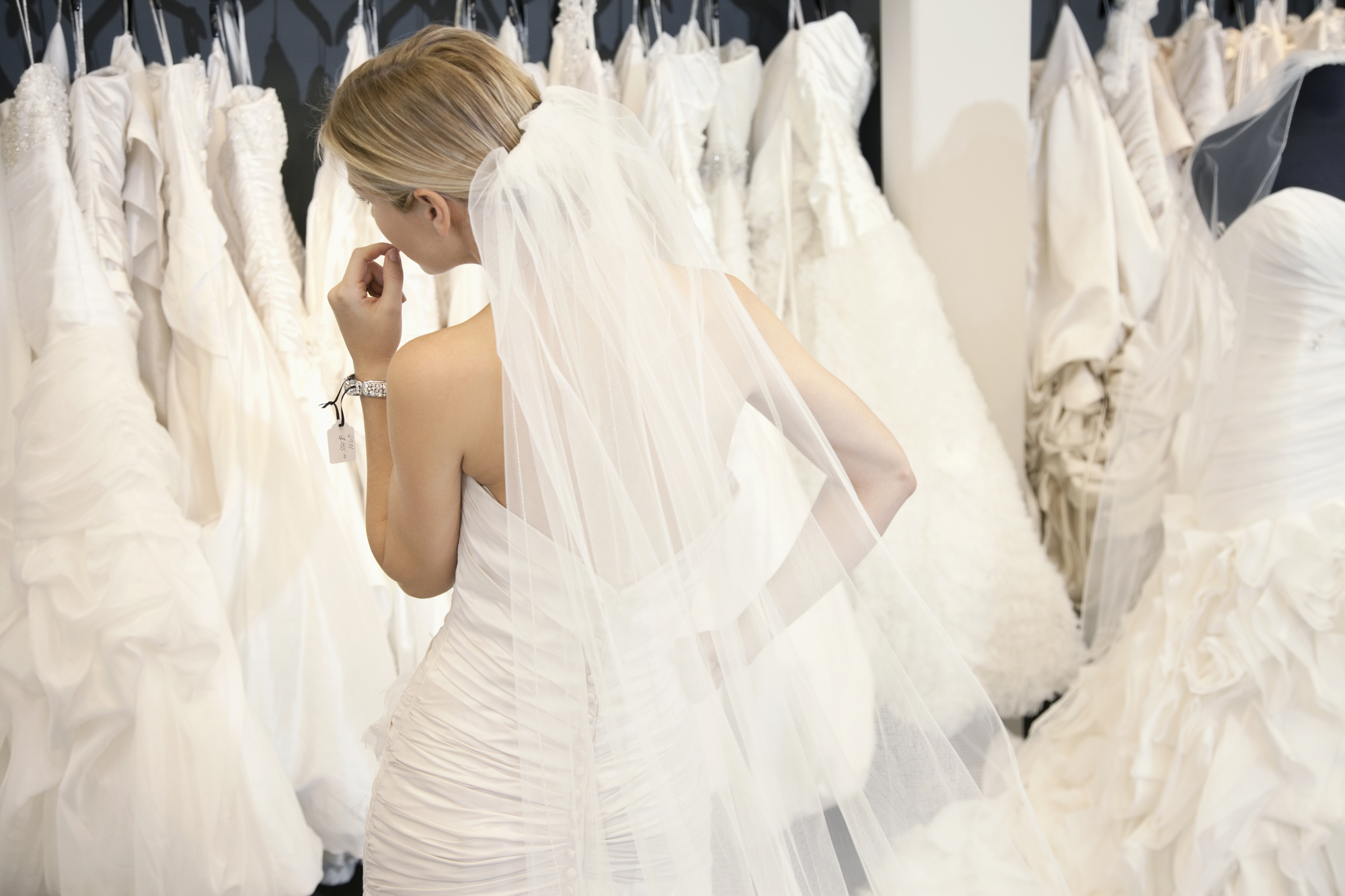 Why It's Important to Buy Your Wedding Dress 8-12 Months in Advance